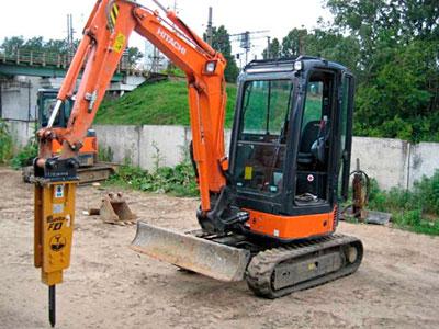Недорого в Минске и Беларуси по сравнению с тяжелой строительной техникой